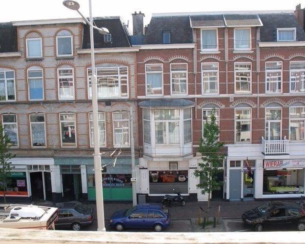 Kamer aan Paul Krugerlaan in Den Haag