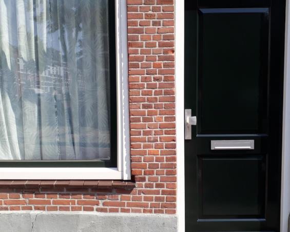 Kamer aan Formosastraat in Leiden