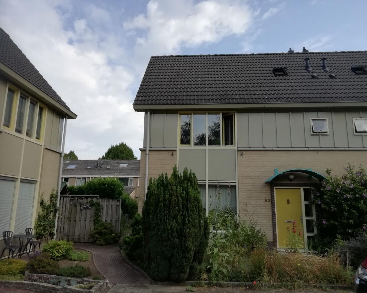 Kamer te huur in de Ooststeeg in Wageningen