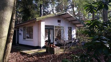Kamer in Doorn, Maarnse Bergweg op Kamernet.nl: Sfeervolle recreatie bungalow op de Maarnse Berg