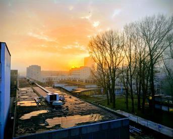 Kamer in Delft, Rotterdamseweg op Kamernet.nl: Duwo penthouse