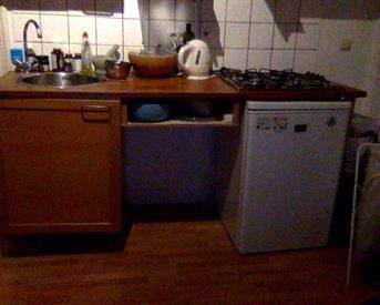 Kamer in Groningen, Verlengde Hereweg op Kamernet.nl: Tijdelijke studio Helpman (huurtoeslag mogelijk)