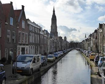 Kamer in Delft, Vlamingstraat op Kamernet.nl: Kamer hartje Delft
