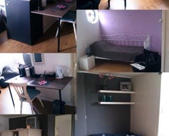 Kamer in Arnhem, St. Antonielaan op Kamernet.nl: Mooie kamer dichtbij centrum Arnhem , HAN en Artez