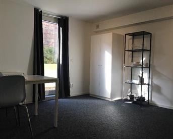 Kamer in Nijmegen, Jan de Wittstraat op Kamernet.nl: Gemeubileerde Studio in Bottendaal met patio
