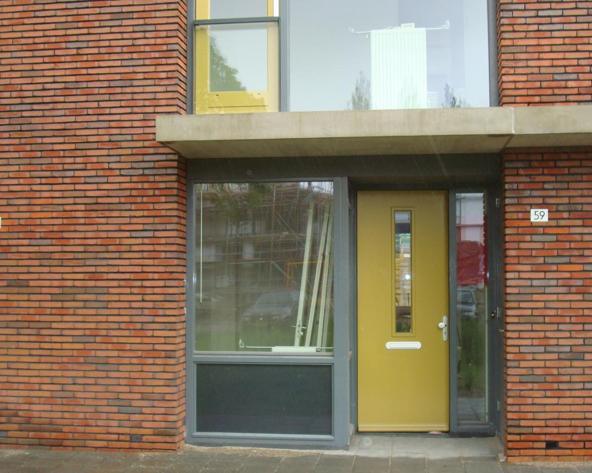 Kamer aan Waalstraat in Arnhem