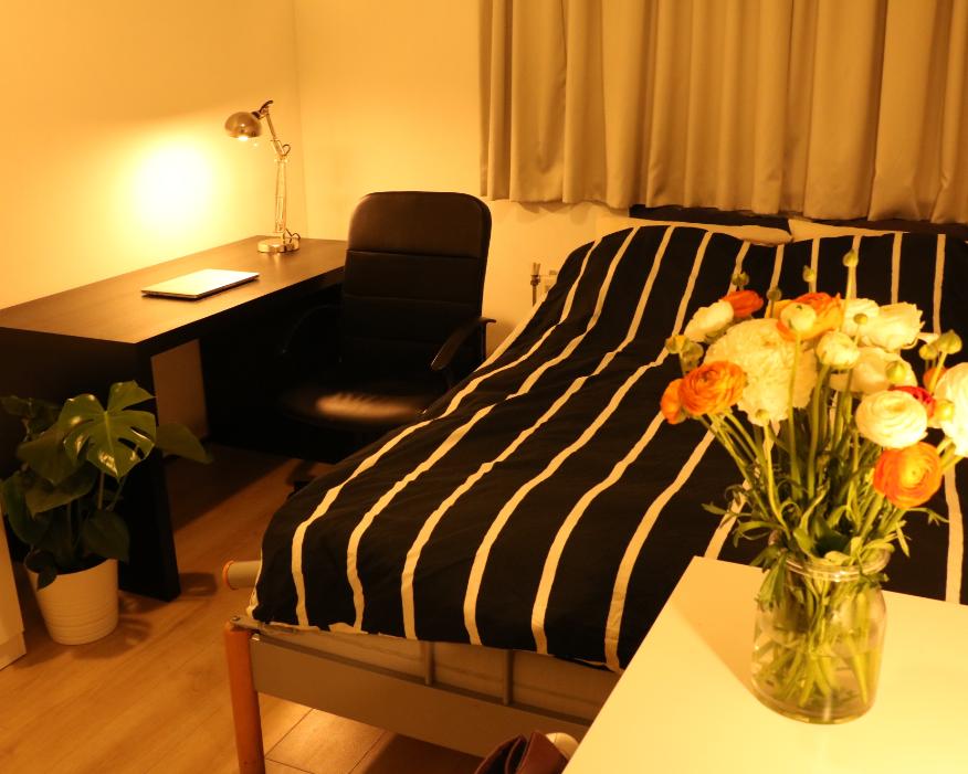 Kamer te huur in de Bastenakenstraat in Amsterdam