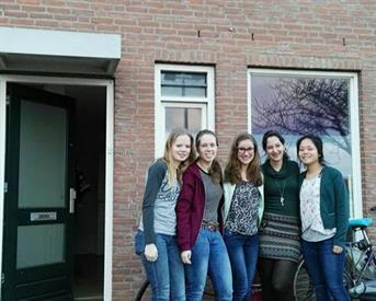 Kamer in Leiden, Parkstraat op Kamernet.nl: Parkstraat