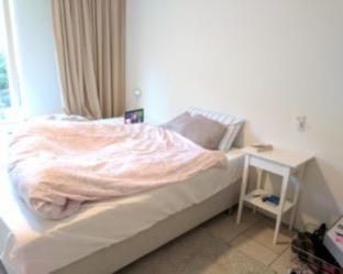 Kamer in Diemen, Distelvlinderweg op Kamernet.nl: Mooie grote kamer met super snelle WIFI