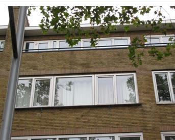 Kamer in Rotterdam, Dordtselaan op Kamernet.nl: 3 nette kamers in net appartement