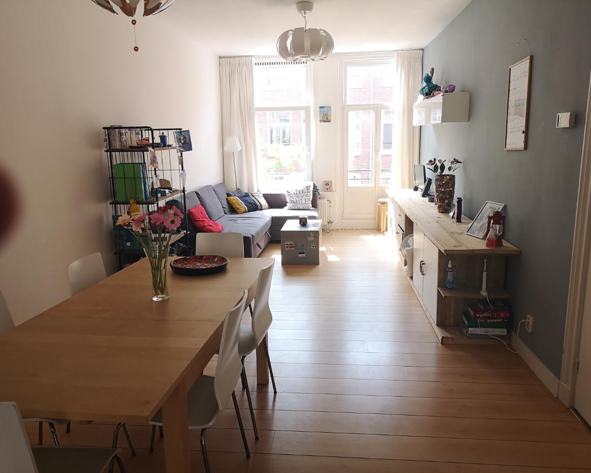 Kamer te huur in de Joan Melchior Kemperstraat in Amsterdam