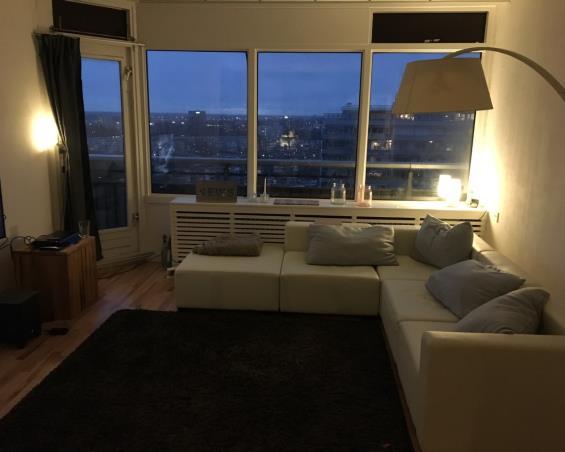 Appartement aan Azielaan in Utrecht