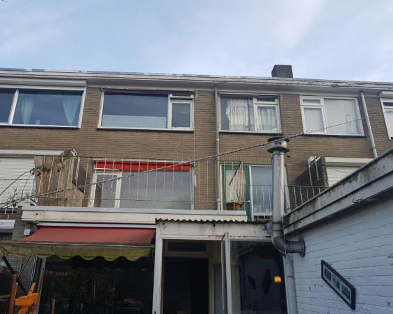 Kamer aan Postelse Hoeflaan in Tilburg