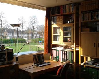 Kamer in Nijmegen, Banjostraat op Kamernet.nl: eigen woonkamer , keuken en slaapkamer