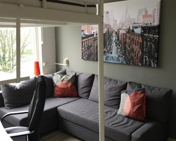 Kamer in Enschede, Zweringweg op Kamernet.nl: Rustig en modern appartement