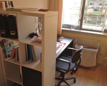 Kamer in Amersfoort, Bombardonstraat op Kamernet.nl: Nette midweek-kamer