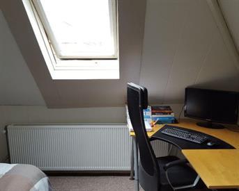 Kamer in Rotterdam, Opzoomerstraat op Kamernet.nl: Kamer Opzoomerstraat 21a 14m2 370eu incl,.