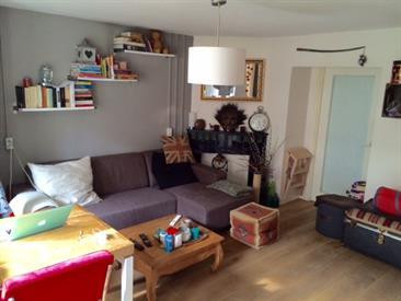 Kamer in Amsterdam, Cornelis Springerstraat op Kamernet.nl: Kamer (tijdelijk) te huur in net appartementje in de nieuwe pijp