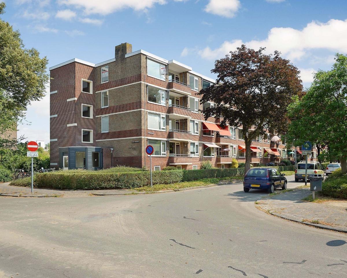Kamer te huur in de Henri Dunantlaan in Groningen