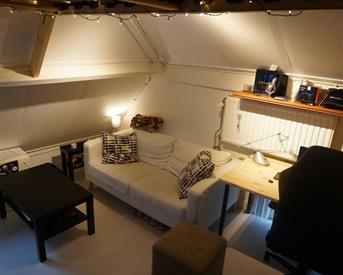 Kamer in Delft, Fortuinstraat op Kamernet.nl: Studentenkamer hartje Delft