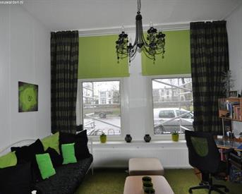 Kamer in Leeuwarden, Willem Lodewijkstraat op Kamernet.nl: Kamer met eigen wastafel dichtbij Van Hall