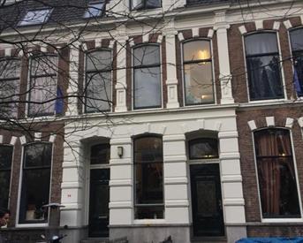 Kamer in Leiden, Plantsoen op Kamernet.nl: Furnished room in central Leiden