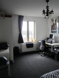 Kamer in Arnhem, Agnietenstraat op Kamernet.nl: Mooie kamer