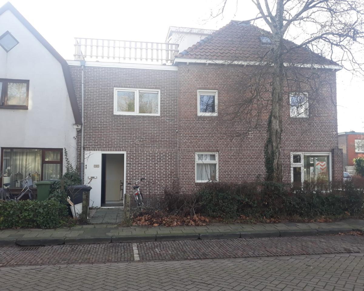 Kamer aan van Heemstrastraat in Leeuwarden