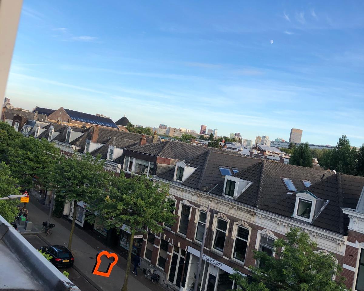 Kamer te huur in de Zwart Janstraat in Rotterdam