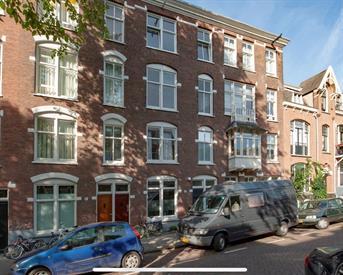 Kamer in Amsterdam, Linnaeusparkweg op Kamernet.nl: Appartment with balcony furnished