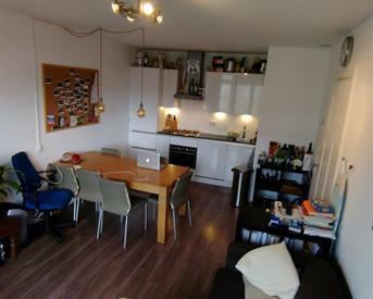Kamer in Amsterdam, Rijnstraat op Kamernet.nl: Tijdelijke kamer in de rivierenbuurt! (Amsterdam)
