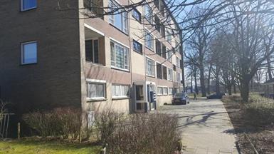Kamer in Enschede, Waalstraat op Kamernet.nl: Gemeubileerde 4-kamer appartement