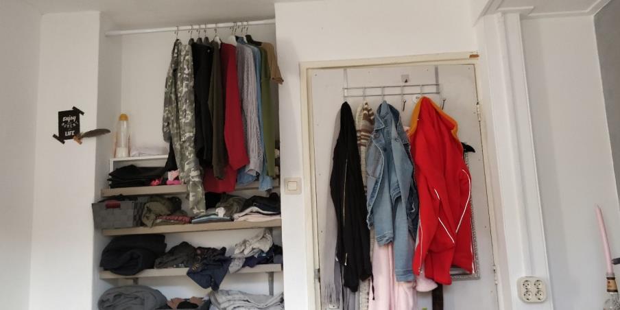 Kamer aan Bilderdijkstraat in Zwolle
