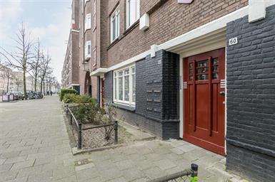 Kamer in Amsterdam, Olympiaweg op Kamernet.nl: Gemeubileerd appartement op de begane grond