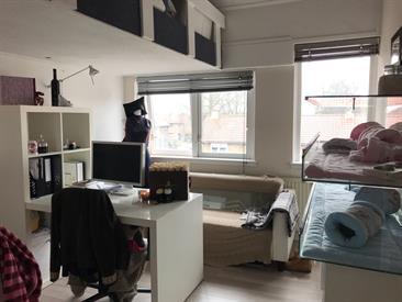 Kamer in Bussum, T.B. Huurmanlaan op Kamernet.nl: Ruime, licht kamer in bovenwoning