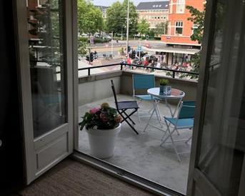 Kamer in Amsterdam, Parnassusweg op Kamernet.nl: Room in beautiful shared apartment - Oud Zuid