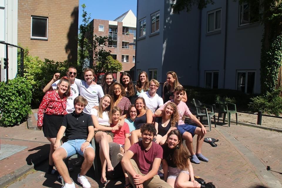 Kamer te huur in de Kaiserstraat in Leiden