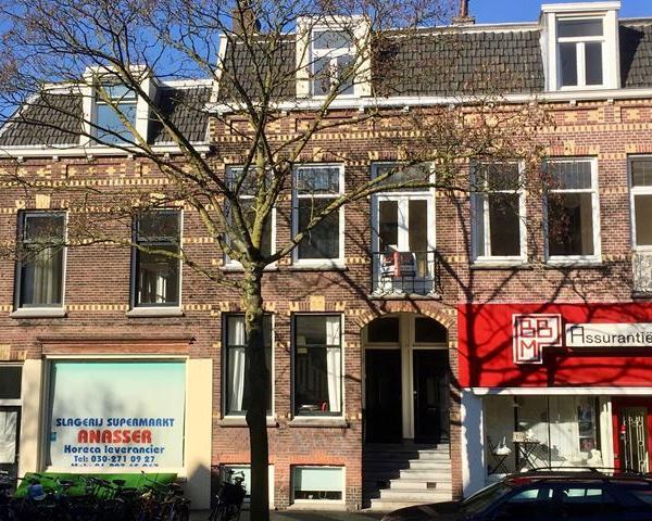 Kamer te huur in de Adelaarstraat in Utrecht