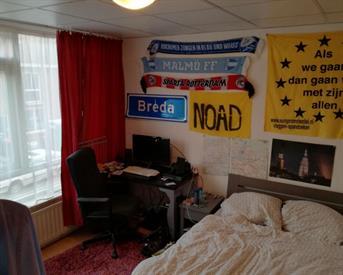 Kamer in Breda, Smaragdstraat op Kamernet.nl: Kamer in een perfect huis!