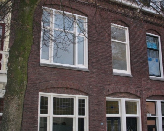 Appartement aan Goedestraat in Utrecht