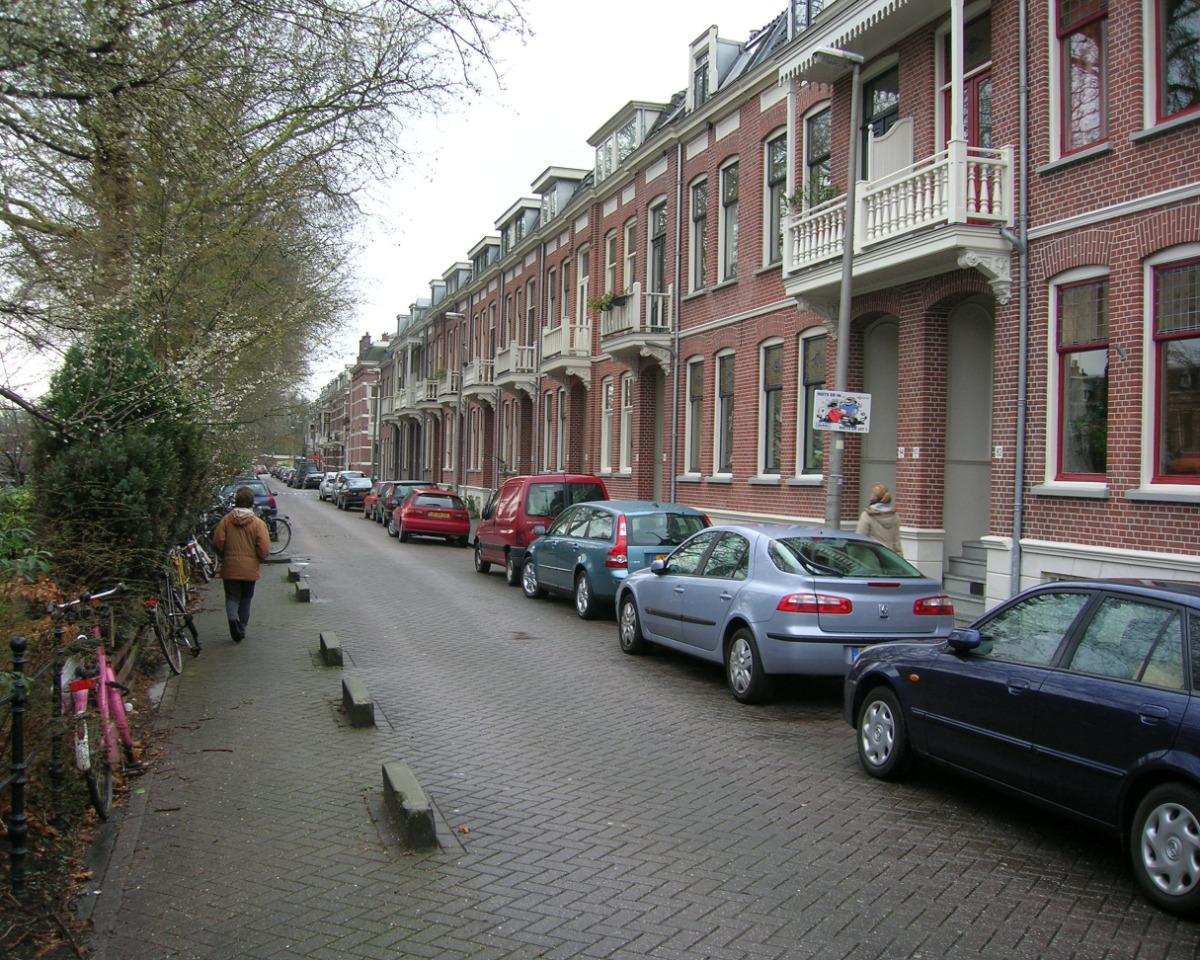 Kamer te huur aan de Leidsekade in Utrecht