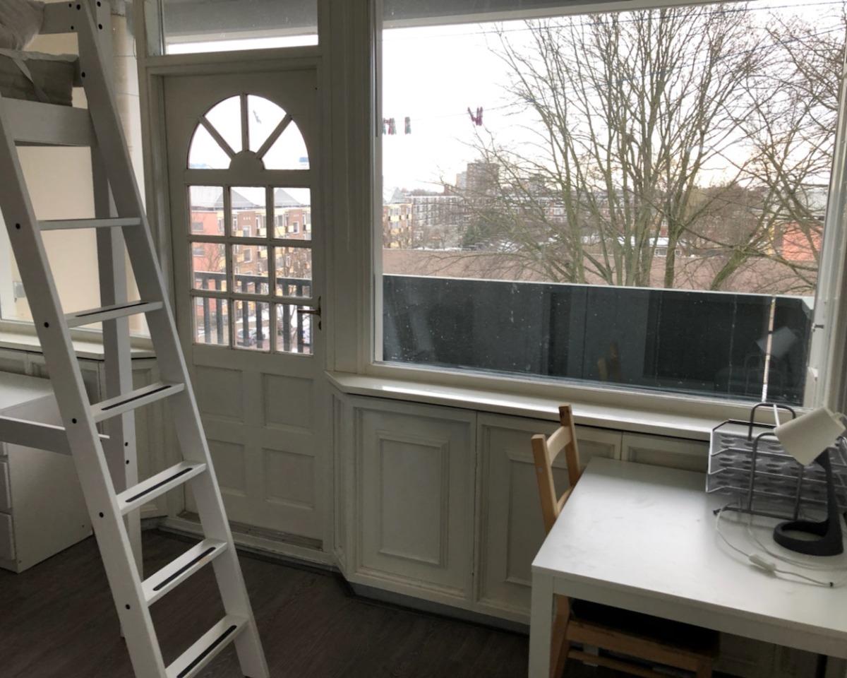 Kamer te huur in de Ierlandstraat in Haarlem