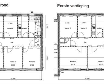 Kamer in Almere, Bostuin op Kamernet.nl: Landelijk gelegen kamer in Almere Oosterwold