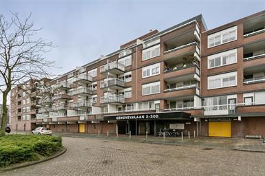 Kamer in Eindhoven, Genovevalaan op Kamernet.nl: Royaal tweekamer appartement op vierde verdieping