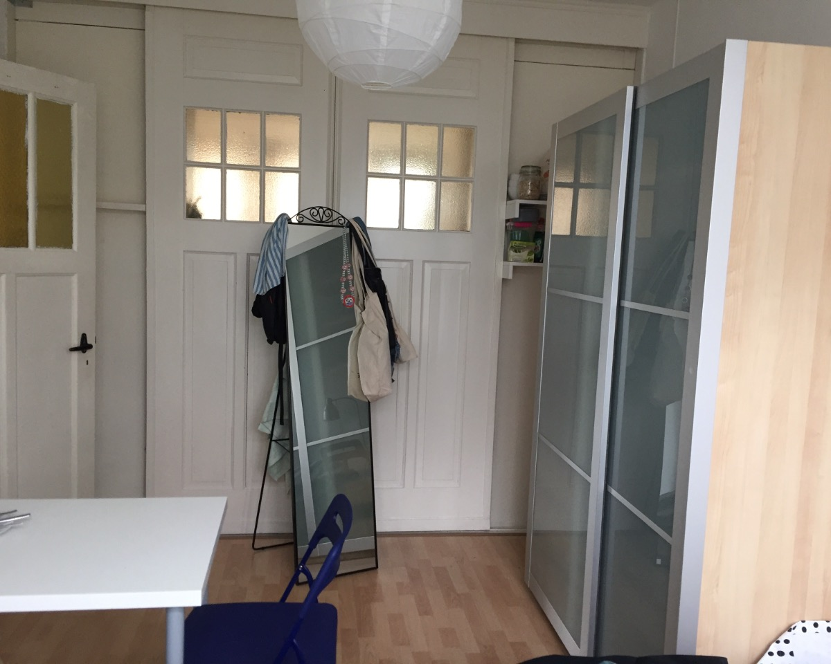 Kamer te huur in de Rederijkerstraat in Den Haag