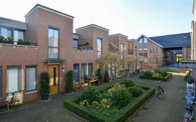 Kamer in Bussum, Burgemeester Banisstraat op Kamernet.nl: Moderne 3-kamerwoning