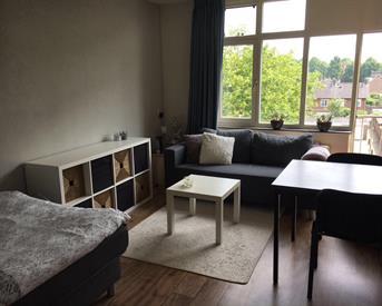 Kamer in Tilburg, Hogeschoollaan op Kamernet.nl: Volledig gemeubileerde nette kamer