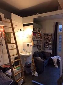 Kamer aan Kruitlaan in Groningen
