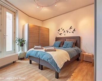 Kamer in Den Haag, Hillebrant Jacobsplein op Kamernet.nl: Ruime 2p-kamer in luxe-appartement