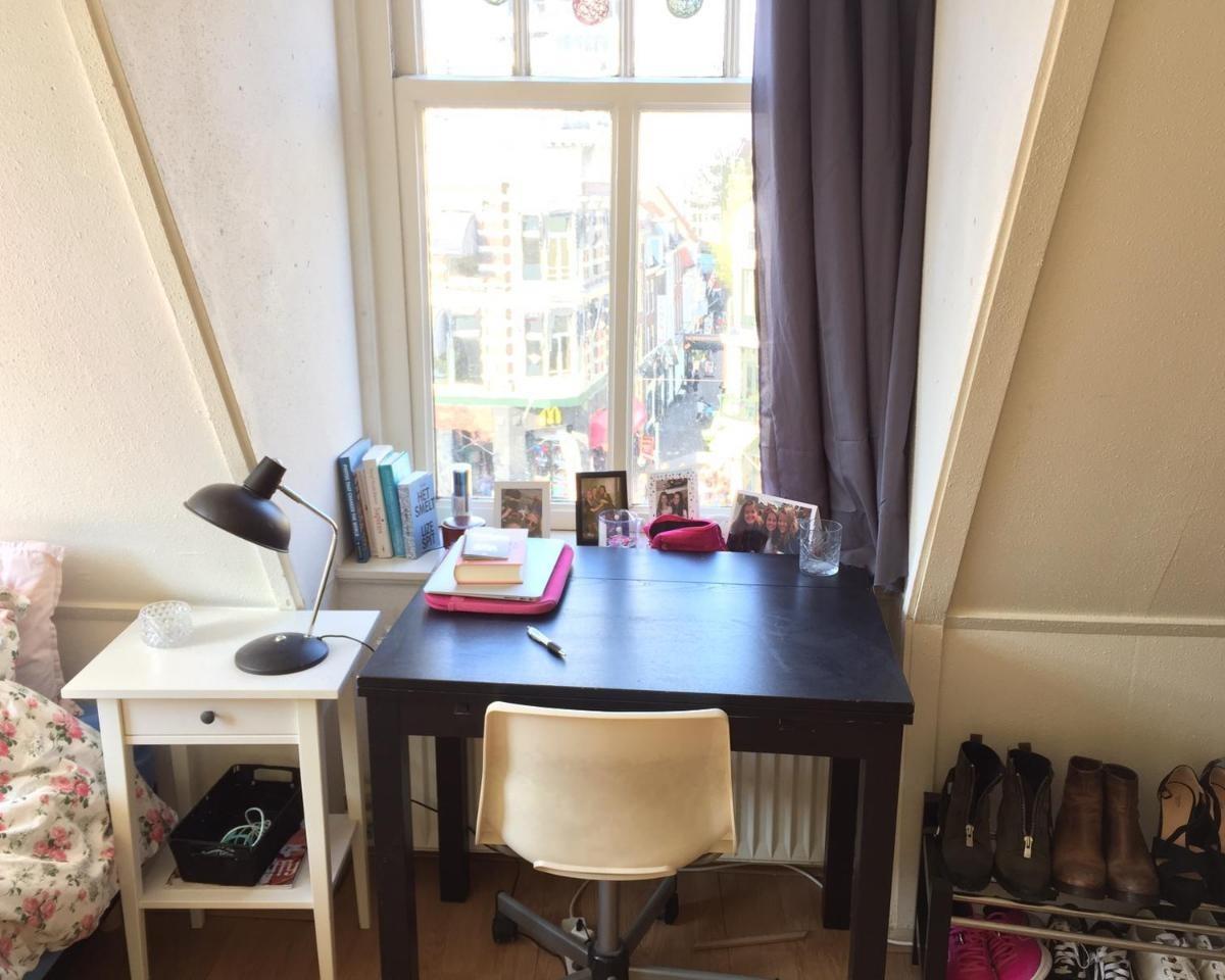 Kamer te huur in de Oudegracht in Utrecht